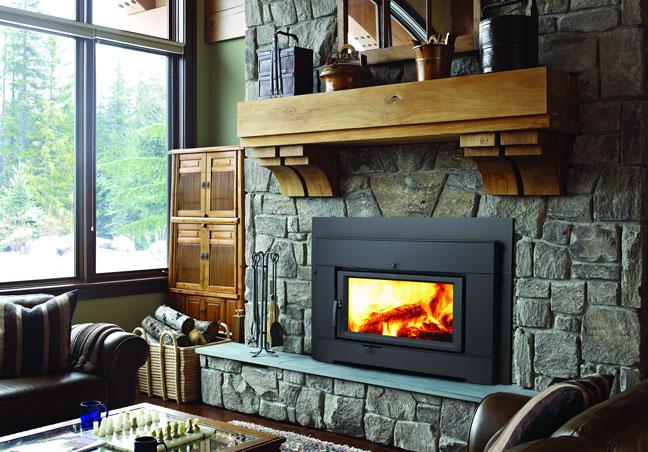 Regency Pro Series Ci2600 Large Wood Stove Insert